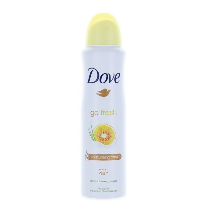 Dove Spray deodorant femei 150 ml Go fresh Grapefruit