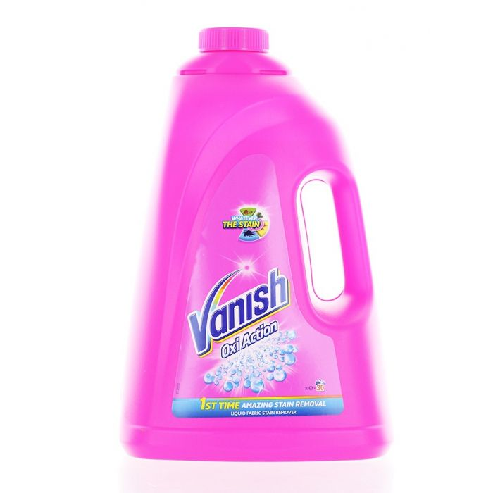 Vanish Detergent indepartare pete 3L Oxi Action Color