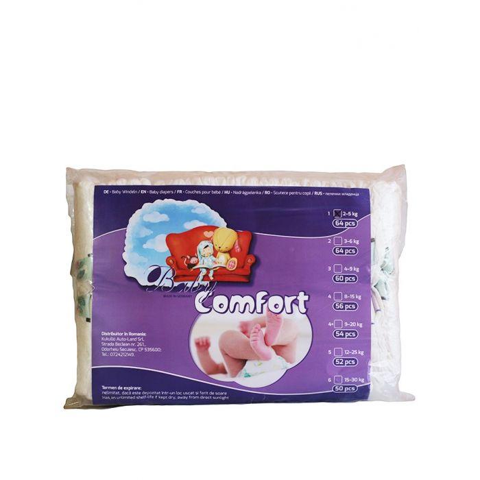 Baby Comfort Scutece pentru copii 1,2-5 kg 64 buc