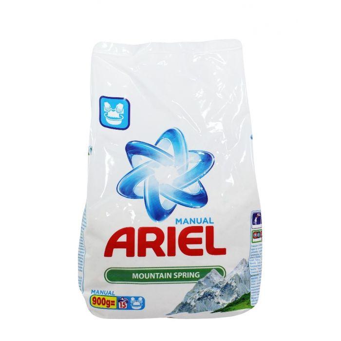 Ariel Detergent manual 900 g Mountain Spring
