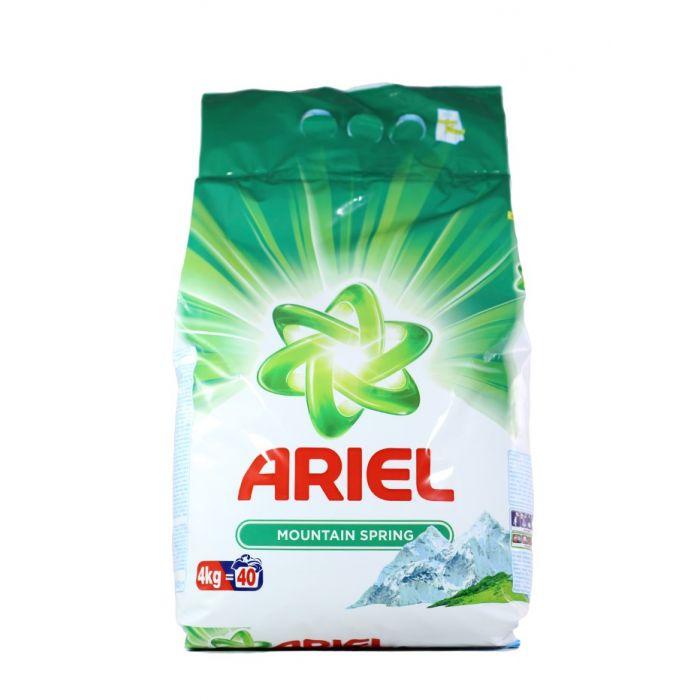 Ariel Detergent automat 4 kg 40 spalari Mountain Spring