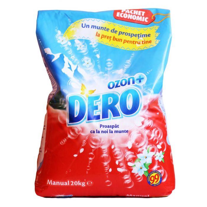 Dero Detergent manual 20 kg