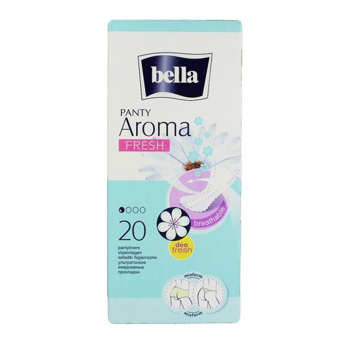 Bella Absorbante subtiri zilnice 20 buc Aroma Fresh
