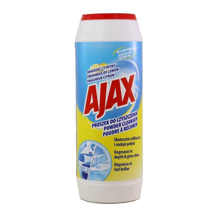 Ajax Praf de curatat 450g Lemon