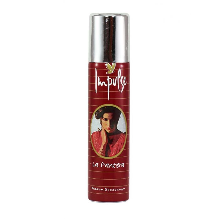 Impulse Spray Deodorant 100 ml La Pantera