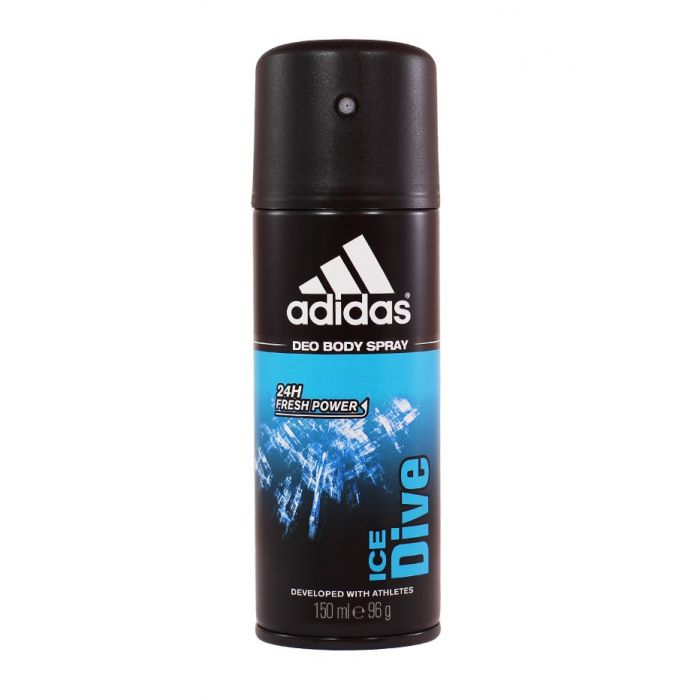 Adidas Spray Deodorant Barbati 150 ml Ice Dive