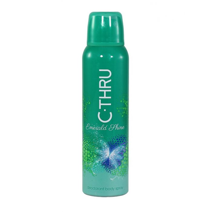 C-Thru Spray deodorant 150 ml Emerald Shine