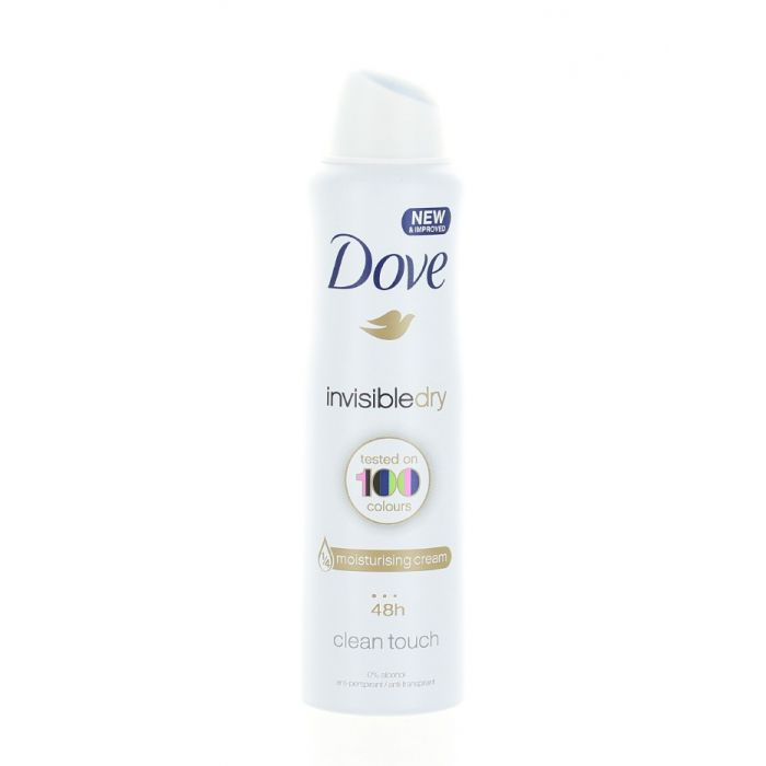 Dove Spray deodorant femei 150 ml Invisible Dry