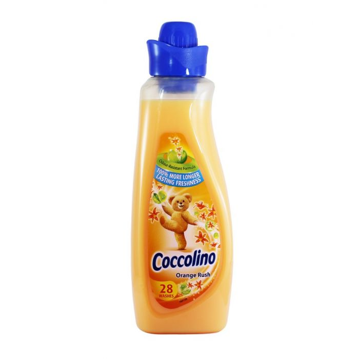 Coccolino Balsam de rufe 1 L Orange Rush