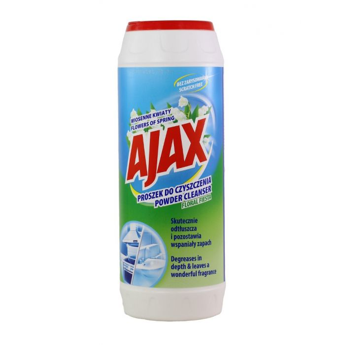 Ajax Praf de curatat 450g Flowers of Spring