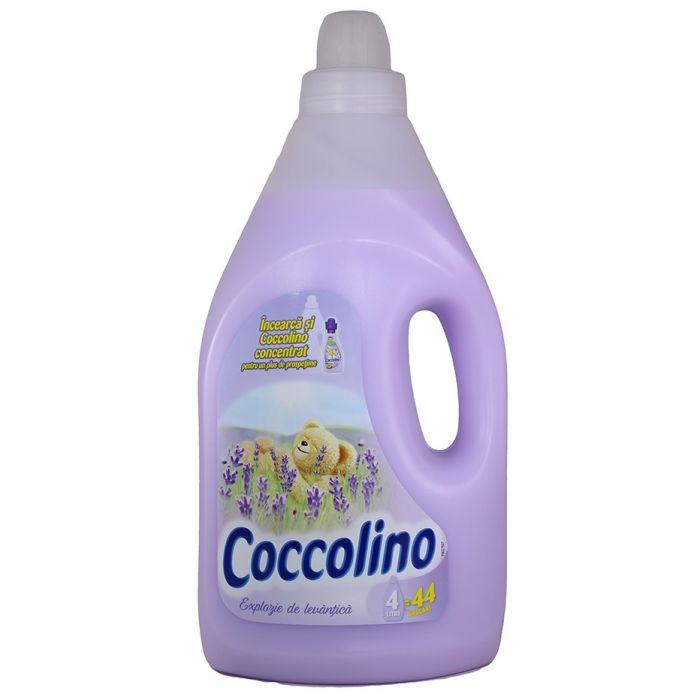Coccolino Balsam de rufe 4 L 44 spalari Explozie de Levantica