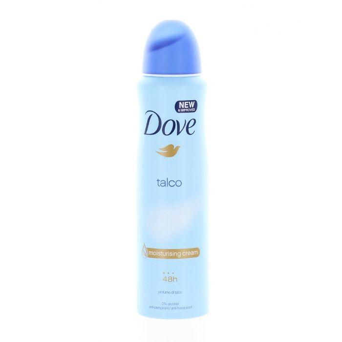 Dove Spray deodorant femei 150 ml Talco