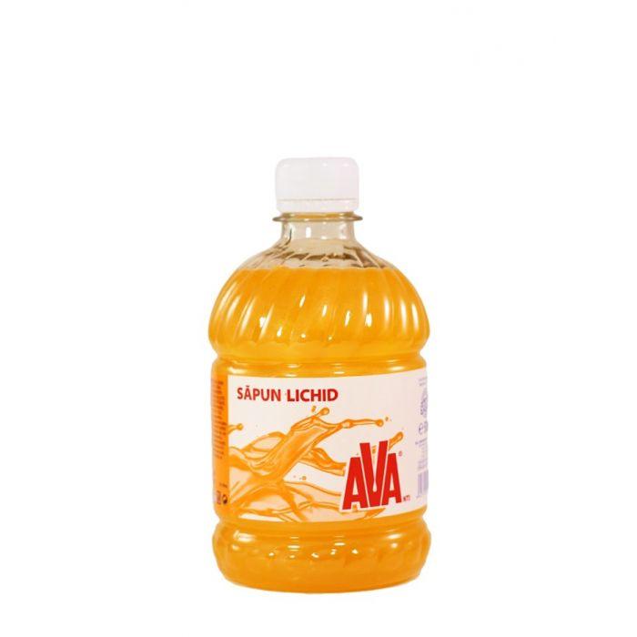 Ava Sapun lichid rezerva 500 ml Portocaliu