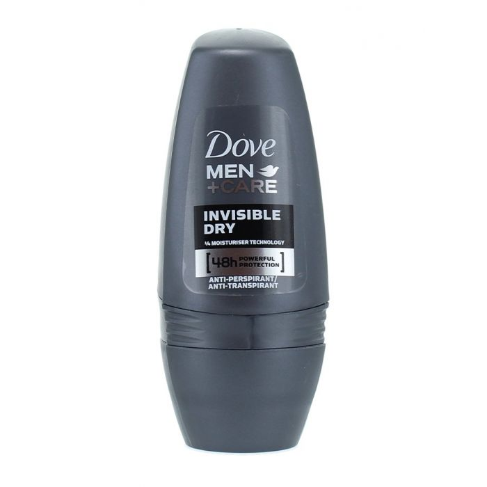 Dove Roll-on Barbati 50 ml Invisible dry