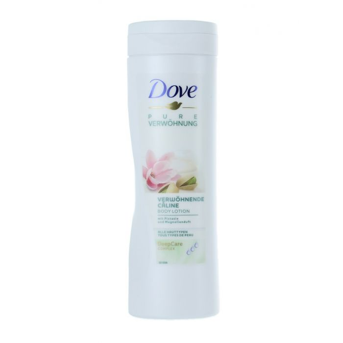 Dove Lotiune de corp 400 ml All Skin types mit Pistazie