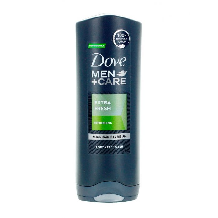 Dove Gel de dus barbati 250ml Men+Care Extra Fresh