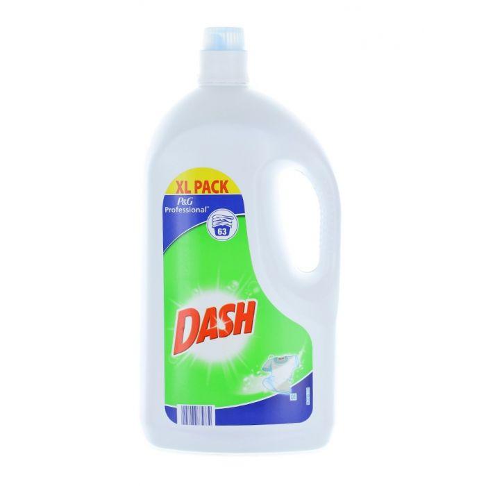 Dash Detergent lichid 4.095 L 63 spalari
