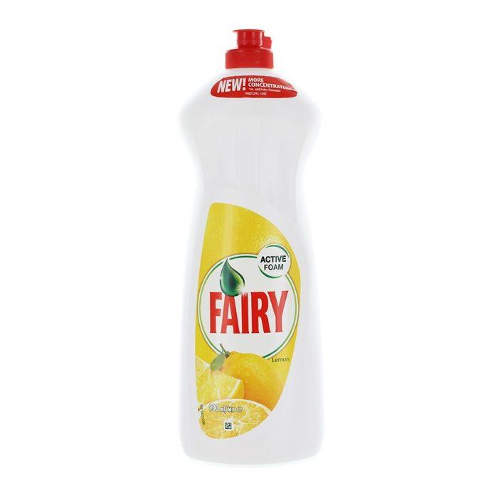 Fairy Detergent pentru vase 900 ml Lemon