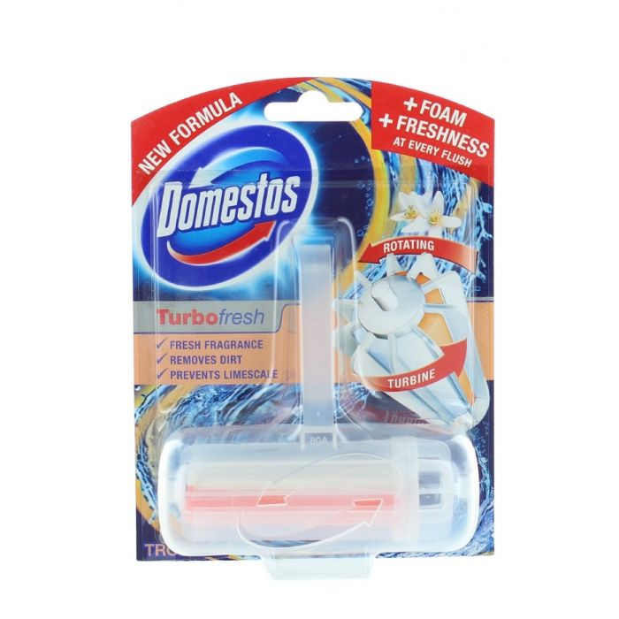 Domestos Odorizant wc rotativ 32 g Tropical