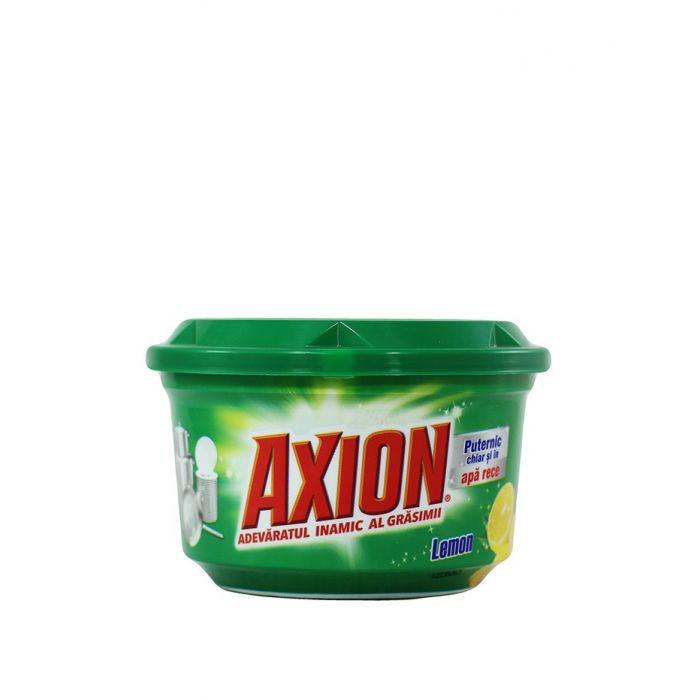 Axion Pasta de curatat 400 g Lemon