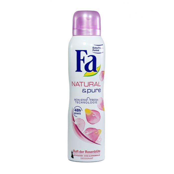 Fa Spray deodorant 150 ml Natural&Pure