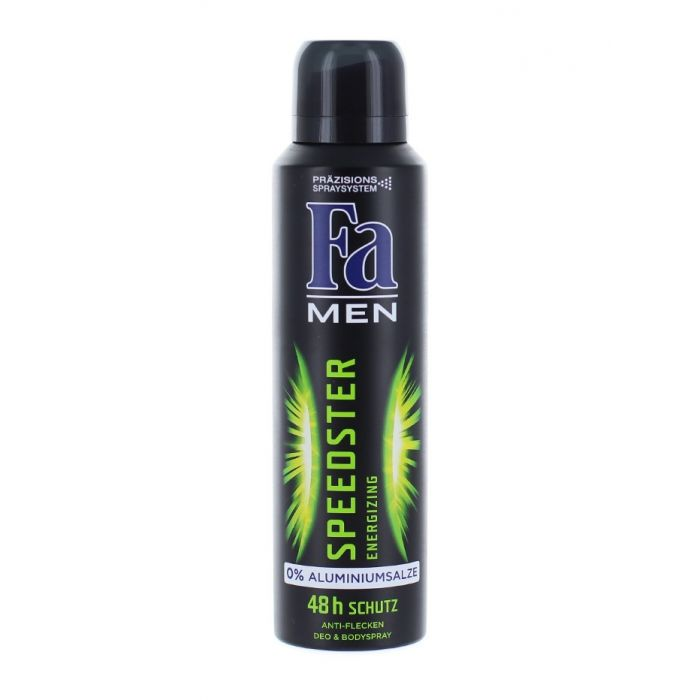 Fa Spray deodorant 150 ml Men Speedster Energizing