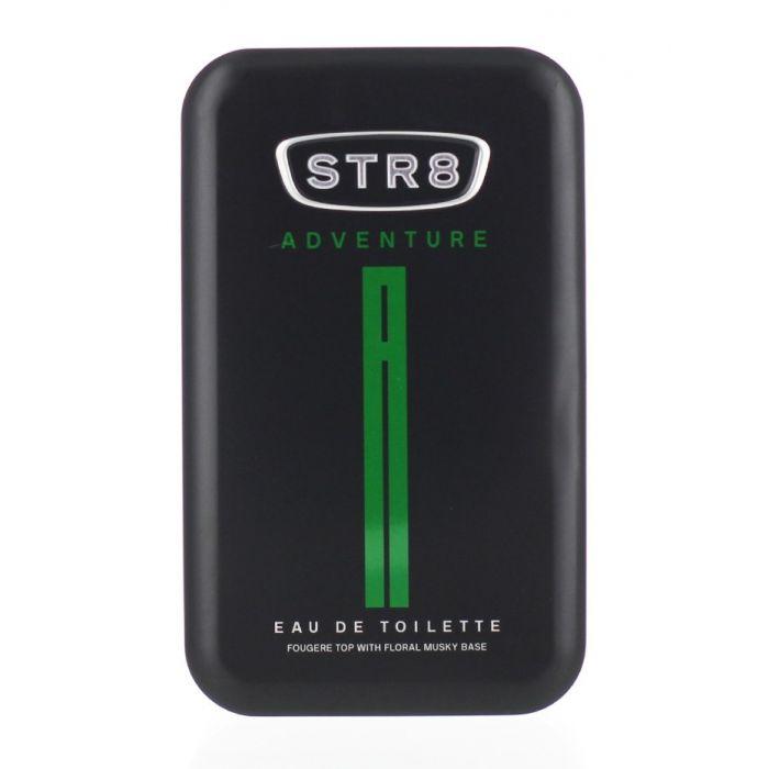 STR8 Parfum in cutie metalica 100 ml Adventure