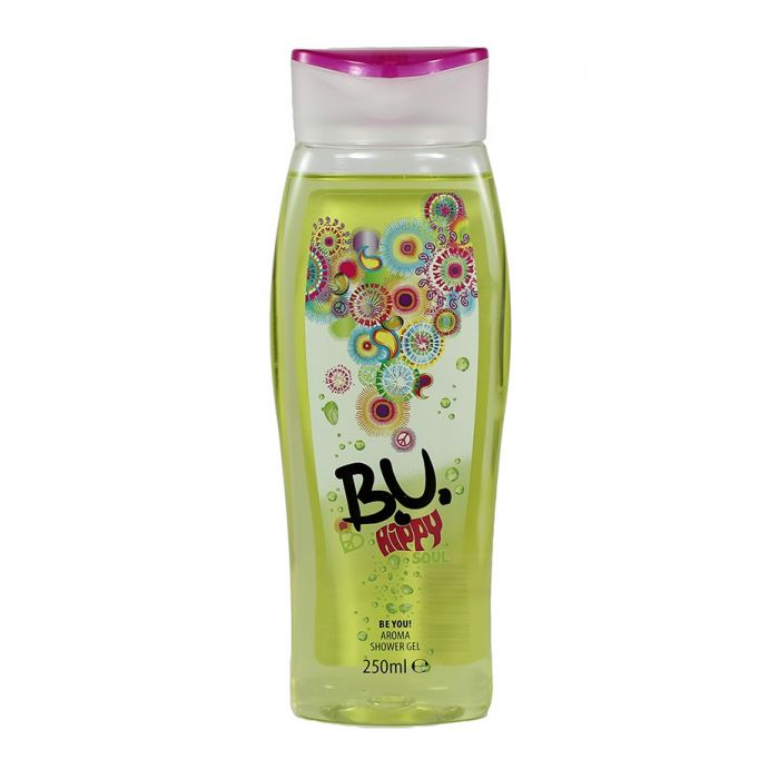 B.U. Gel de dus 250 ml Hippy Soul