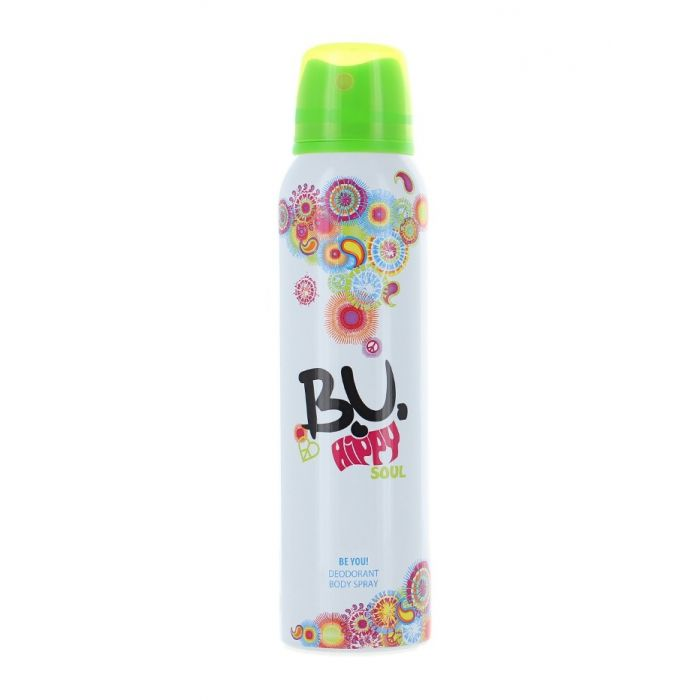 B.U. Spray Deodorant 150 ml Hippy Soul
