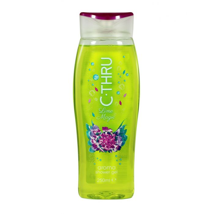 C-Thru Gel de dus 250 ml Lime Magic