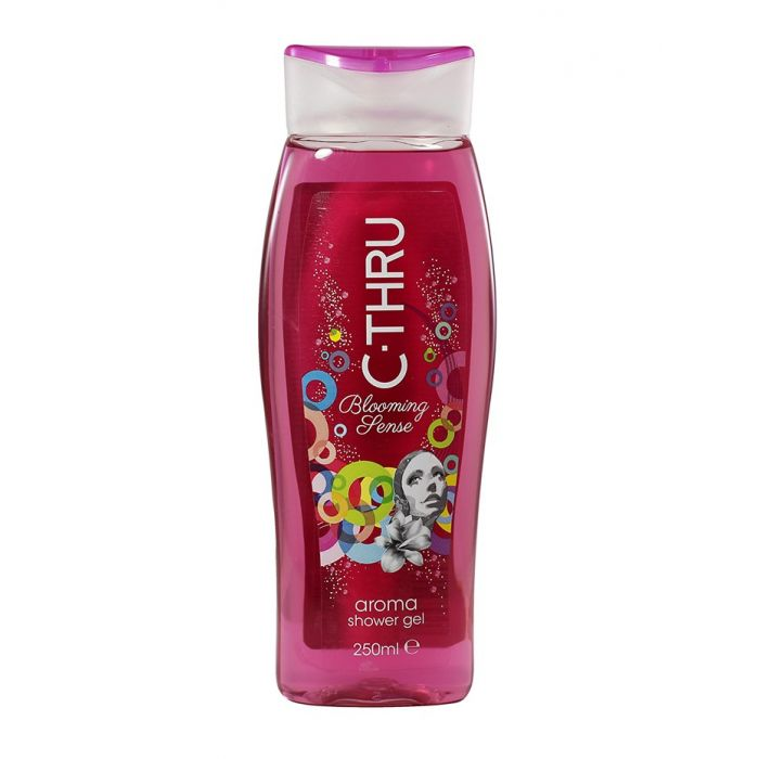 C-Thru Gel de dus 250 ml Blooming Sense