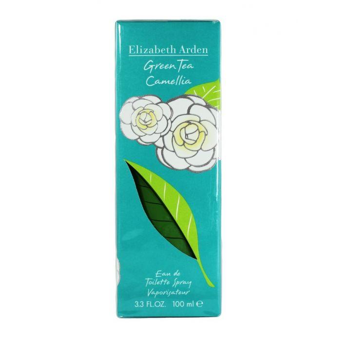 Elizabeth Arden Parfum femei in cutie 100 ml Green Tea Camellia