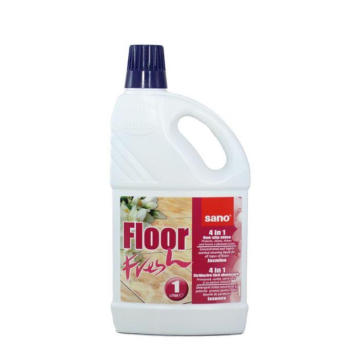 Sano Detergent pardoseli 1 L Iasmine