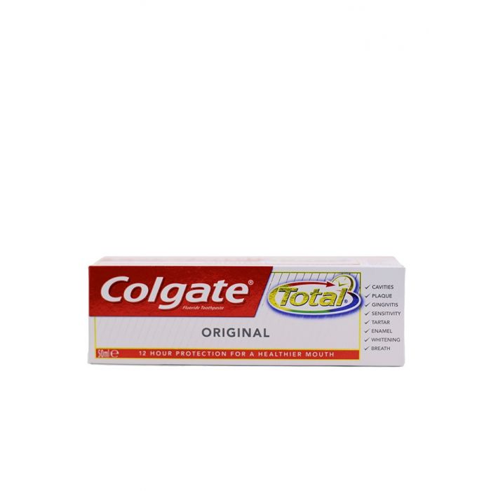 Colgate Pasta de dinti 50 ml Total Original