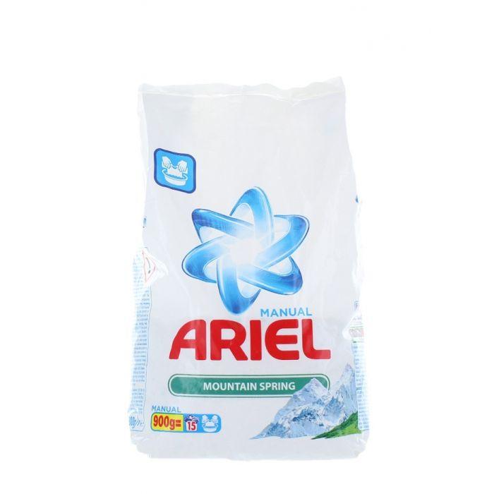 Ariel Detergent manual 900 g