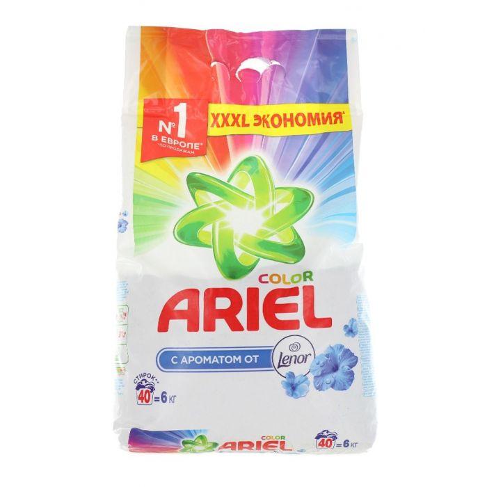 Ariel Detergent automat 6 kg 40 spalari Touch of Lenor