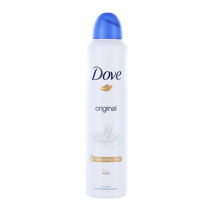 Dove Spray deodorant femei 250 ml Original