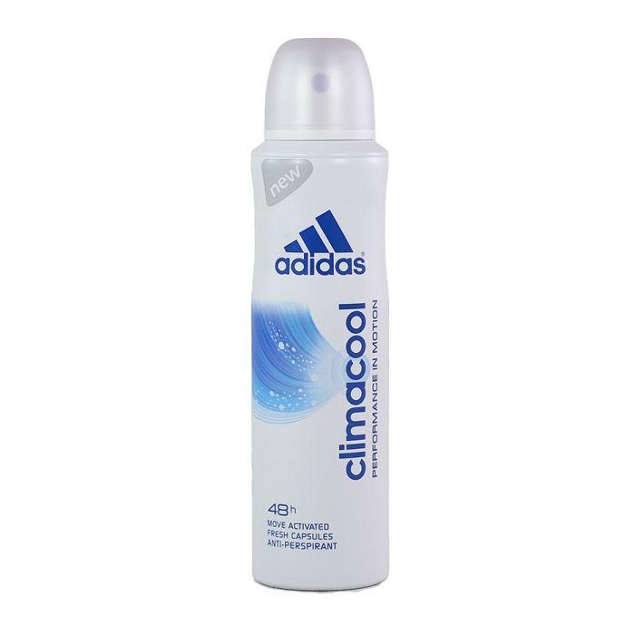 Adidas Spray Deodorant femei 150 ml Climacool 48h