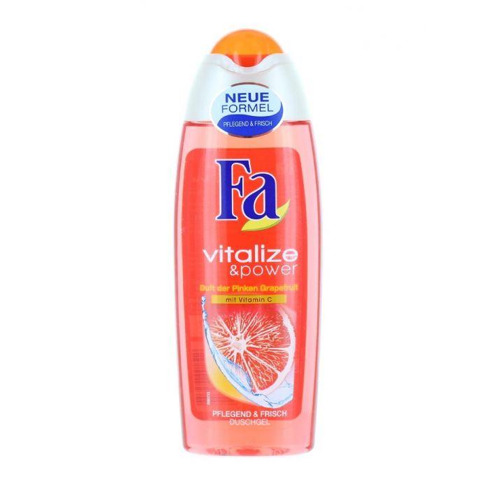 Fa Gel de dus 250 ml Vitalize&Power mit Vitamin C Pinke Grapefruit