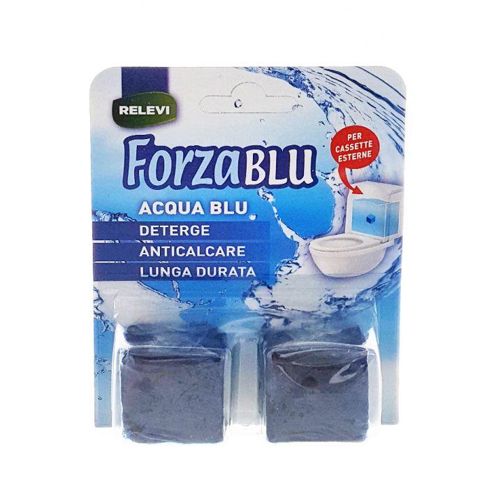 Relevi Cuboblu/Forzablu Odorizant wc pentru bazin 2x50 g