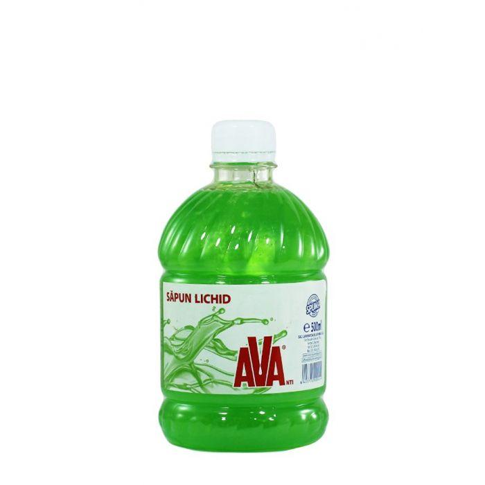 Ava Sapun lichid rezerva 500 ml Verde