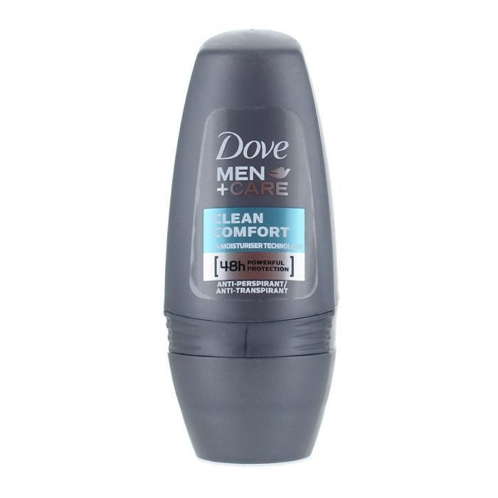 Dove Roll-on Barbati 50 ml Clean Comfort