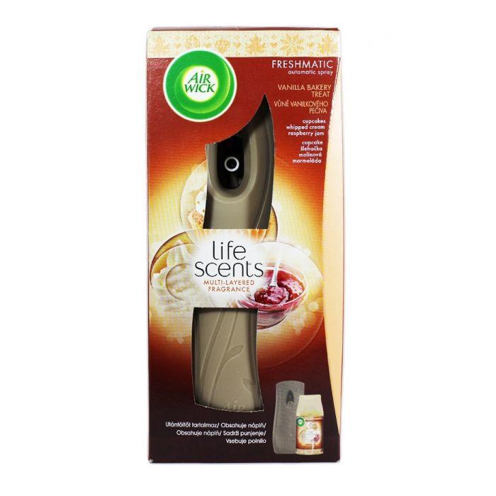 Airwick Aparat odorizant camera+rezerva 250 ml Vanilla Bakery