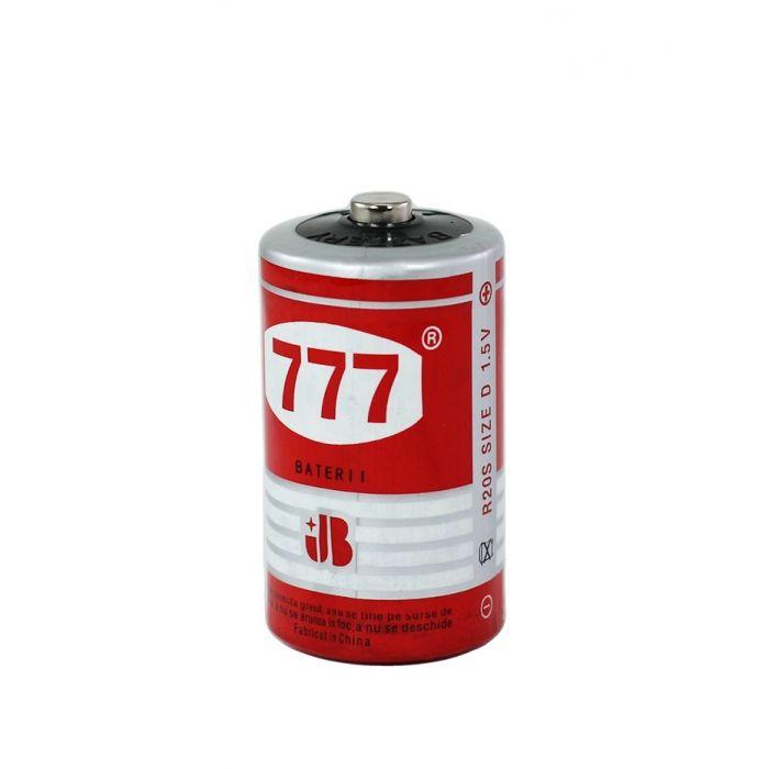777 Baterie R20 1 buc