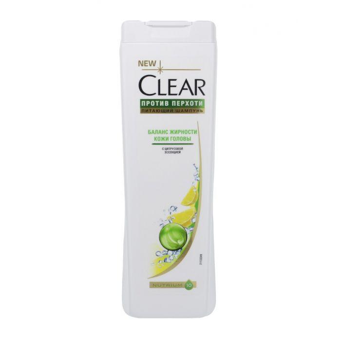 Clear Sampon 400 ml Scalp Oil Control