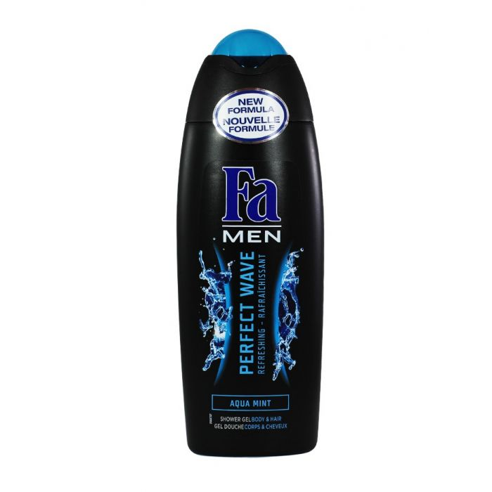 Fa Gel de dus 250 ml Men Perfect Wave