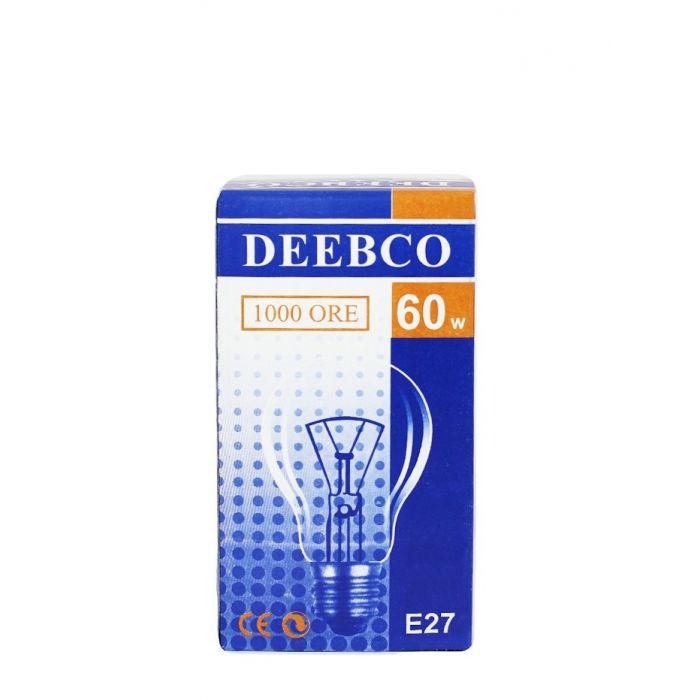 Deebco Bec incandescent 60W E27