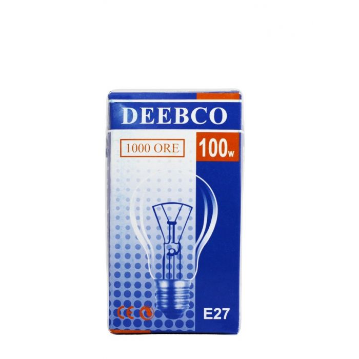 Deebco Bec incandescent 100W E27