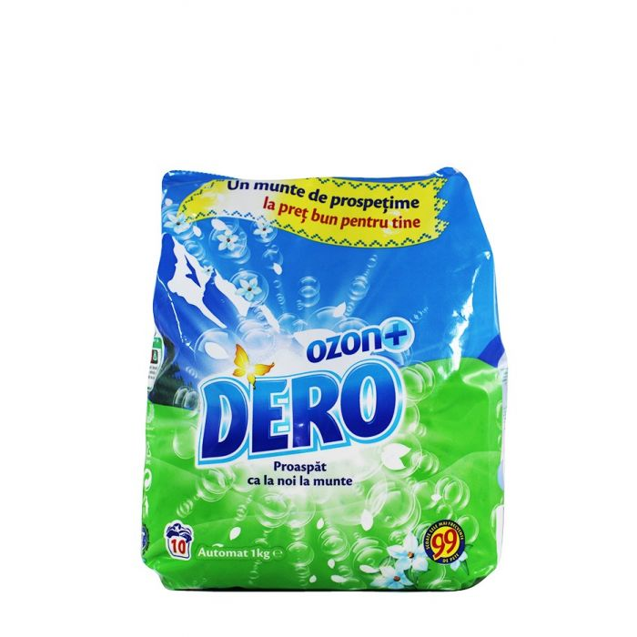 Dero Detergent automat 1 kg Ozon+