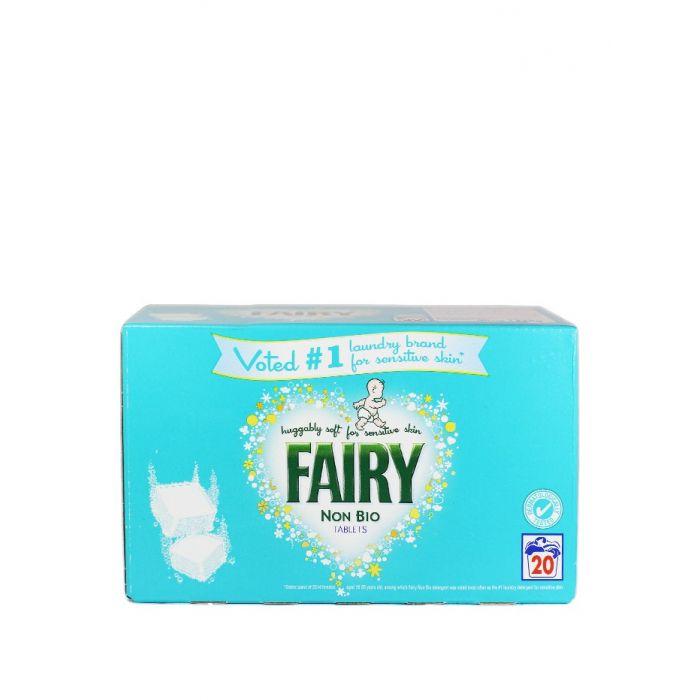 Fairy Detergent tablete 40 buc 20 spalari Non bio